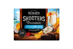 Цукерки Roshen Shooters Pina Colada 150г х10