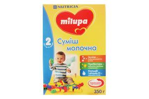 Смесь молочная с 6 до12 месяцев Nutricia Milupa 350г