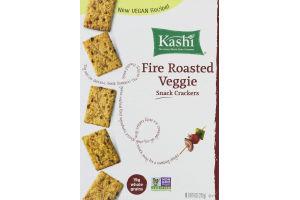 Kashi Fire Roasted Veggie Snack Crackers