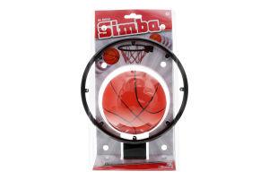 Набор игровой для детей от 3лет Баскетбольная корзина Simba 1шт