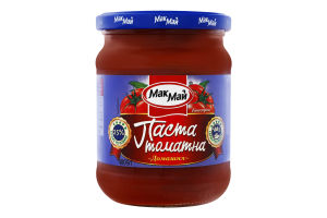 Паста томатная Домашняя МакМай с/б 480г