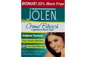 Jolen Creme Bleach Original Formula