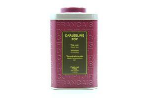 Чай Comptoir Francais Дарджилінг з/б 100г