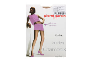Колготки Pierre Cardin Chamonix 20den visone 3