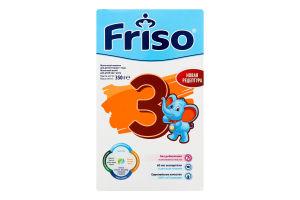 Напій молочний сухий для дітей від 1 року 3 LockNutri Friso к/у 350г