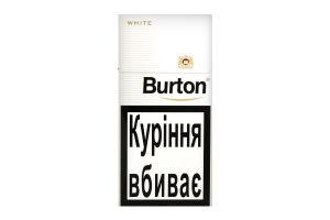 "СИГ. BURTON WHITE""10"