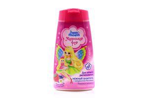 Шампунь для волос детский Сильные локоны Маленькая фея Happy moments 240мл