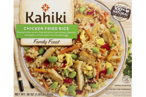 Kahiki Family Feast Chicken Fried Rice