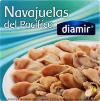Черенки чилійські морські тихоокеанські в розсолі Diamir к/у 111г
