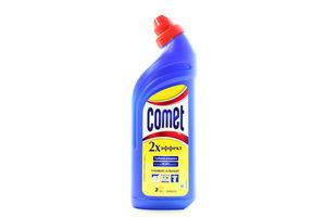 Гель чистящий Двойной эффект лимон Comet 500мл