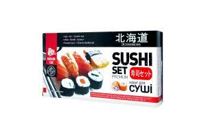 Набор для суши Hokkaido Club специ и приправы 626г