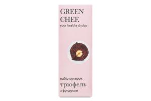 Конфеты Green Chef веганские трюфель фундук