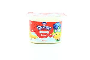 Йогурт 1,5% Банан Растишка Danone 115г