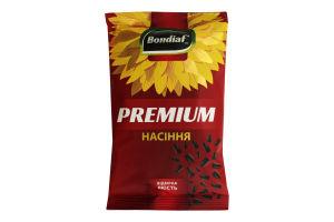 Семечки подсолнуха жареные Premium Bondiaf м/у 150г
