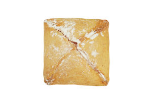 Булочка Boulangerie Шпандауер с сыром и цукатами