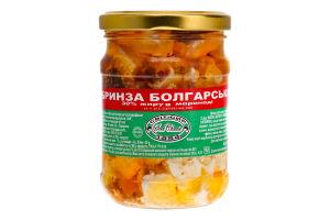 Бринза 30% в маринаді Болгарська Світ Сир с/б 250г