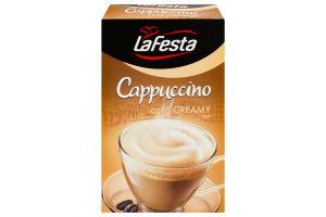 """Напій """"Капучіно"""" вершк/смак 12.5г /LaFesta/"""