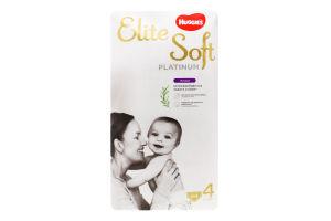 Подгузники - трусики Huggies Elite Soft Platinum Pants (4) 44шт