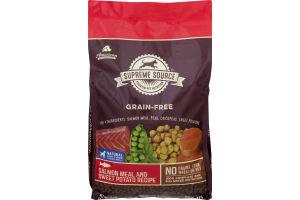 Supreme Source Grain-Free Dog Food Salmon Meal & Sweet Potato Recipe