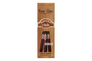 Paris Class Havana Club т/вода чоловіча 100мл