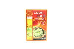 Каша Doudle Elephant cous-cous пшенична 500г