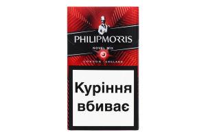 Сигареты с фильтром Summer Novel Mix Philip Morris 20шт