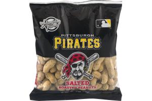 Hampton Farms Salted Roasted Peanuts Pittsburgh Pirates