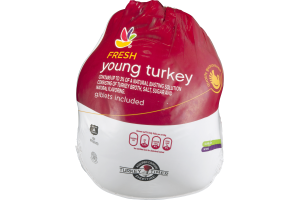 Ahold Fresh Young Turkey