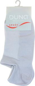 Шкарпетки жіночі Duna Sport №862 23-25 світло-сірий