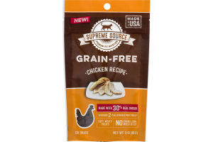 Supreme Source Grain-Free Cat Treats Chicken Recipe