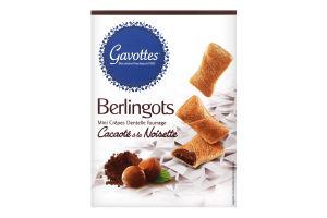Вафли Gavоttes с какао и фундуком