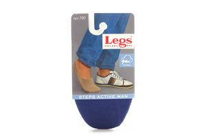 Сліди Legs чоловічі дарк блу 40-43 780