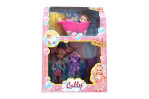 Кукла с аксессуарами в ассортименте D-001