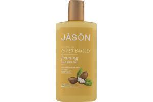 Jason Foaming Shower Oil Nourishing Shea Butter