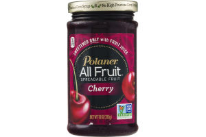 Polaner All Fruit Spreadable Fruit Cherry