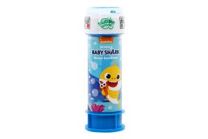 Бульбашки мильні Baby Shark 60мл
