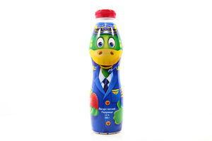 Йогурт Danone Растишка питьевой клубничный 1,5% бут 580г