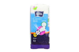 Прокладки гігієнічні Bella Classic Nova Deo 10шт