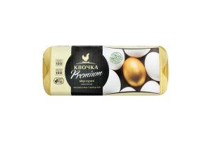Яйця курячі Premium Квочка 10шт