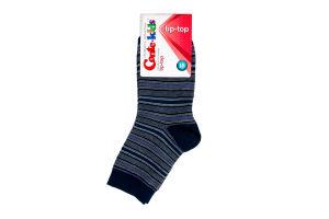 CONTE-KIDS TIP-TOP Шкарпетки дитячі р.18 195 темний джинс