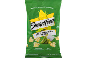 Smartfood Popcorn Spicy Jalapeno Ranch