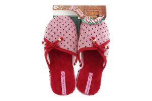 Взуття домашнє Home Story жіноче 71711-АС р. 36-40