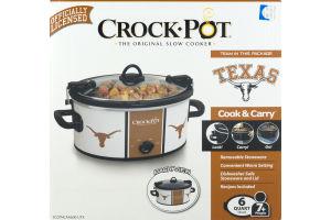 Crock-Pot University of Texas - 6 Quart