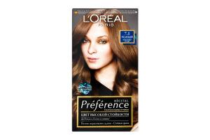Крем-краска для волос Preference Исландия №7.1 L'Orеal