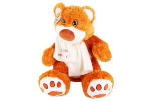 Игрушка для детей от 3лет №ВЕ-0066 Мишка Мемедик бурый Tigres 1шт
