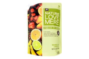 Гель для стирки детской одежды с экстрактом фруктов NatureLoveMere 1300мл