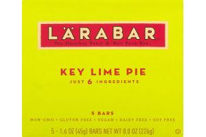 Larabar Fruit & Nut Food Bar Key Lime Pie - 5 CT