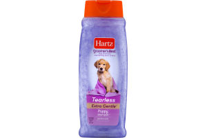 Hartz Groomer's Best Tearless Extra Gentle Puppy Shampoo Jasmine Scent