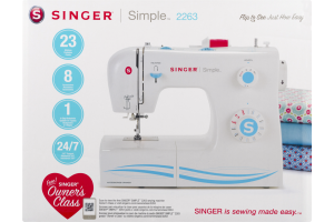 Singer Simple 2263 Sewing Machine