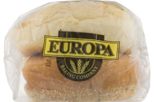 Europa Italian Bread & Rolls - 4 CT